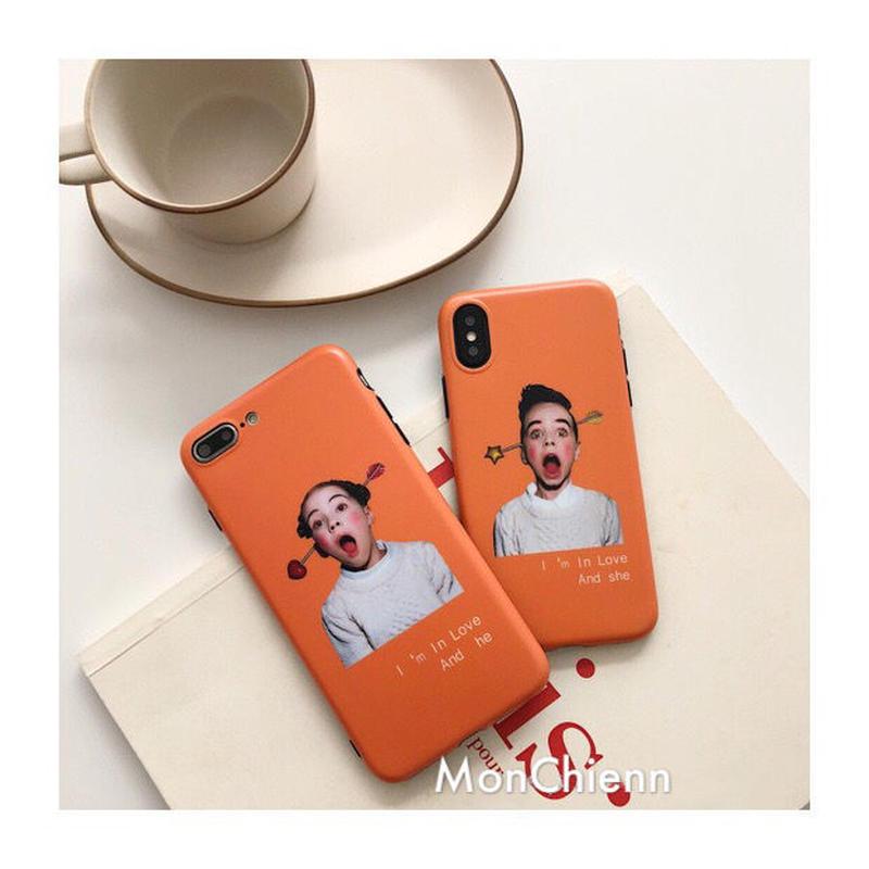 I'm fall in love iPhone case