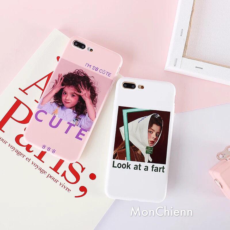 Cuties iPhone case