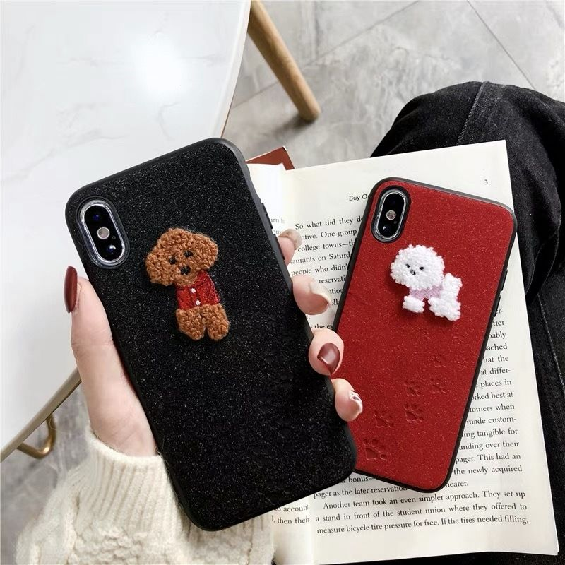Doggy Footprint iPhone case
