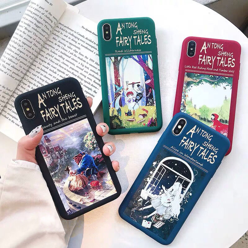 Fairy Tales iPhone case