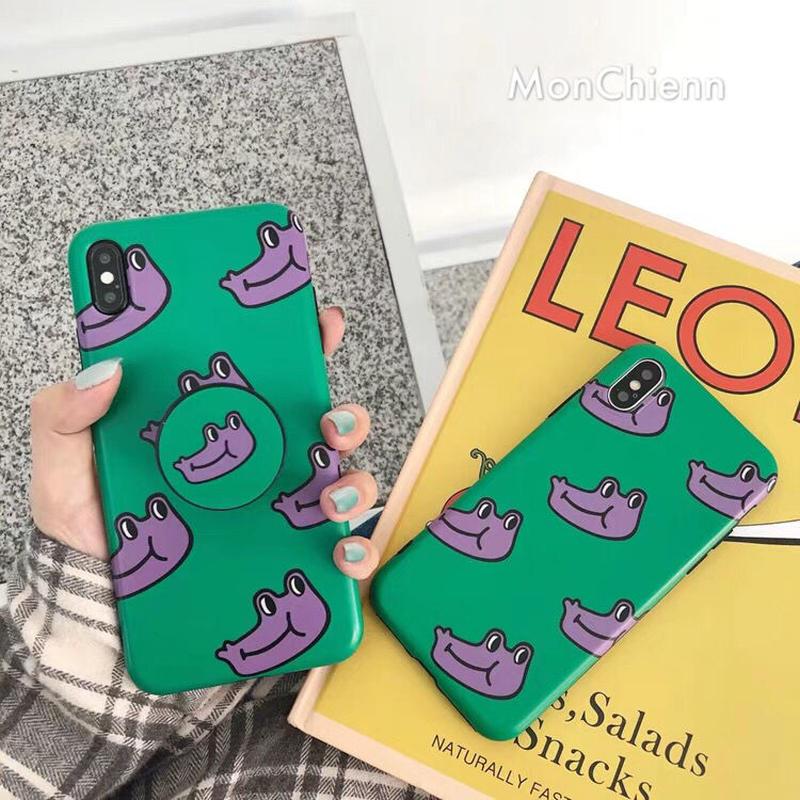 Alligator with Clip iPhone case