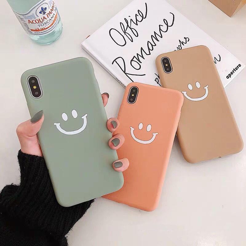 Pastel Smile iPhone case