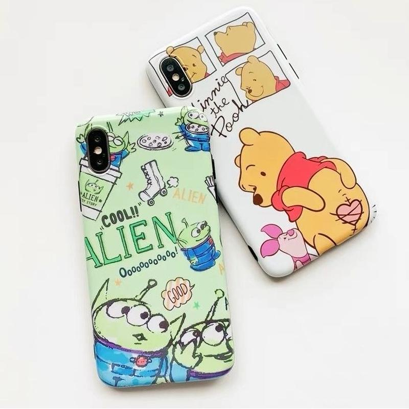 【Disney】Alien Winnie the Pooh iPhone case