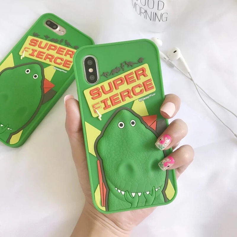 【Disney】Rex Toy Story  iPhone case