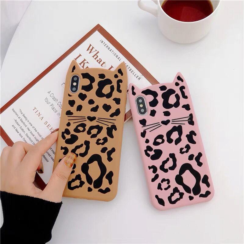 Leopard Cat iPhone case