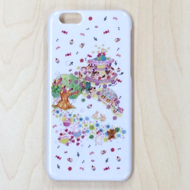 iPhoneケース☆6対応☆メリーゴーランド