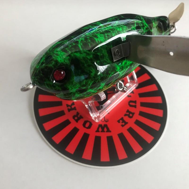 【 FP-Crawler】Black green marble