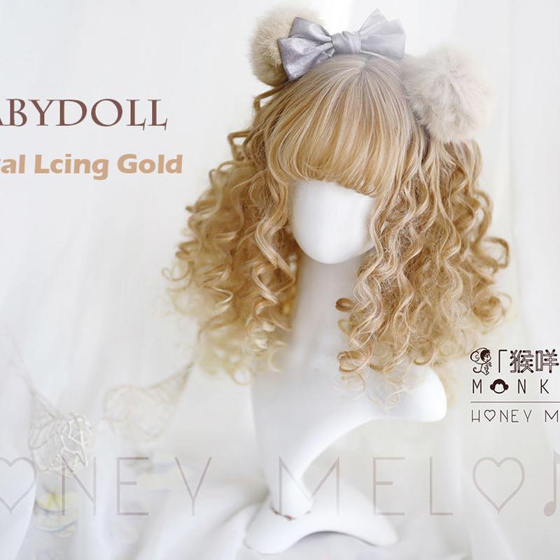 BABYDOLLーRolyal Lcing Gold