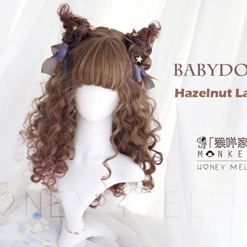 BABYDOLLーHazelnut Latte