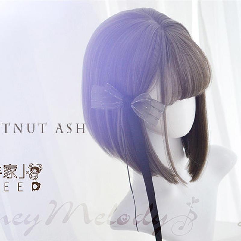 少女M ーDull Chestnut Ashー
