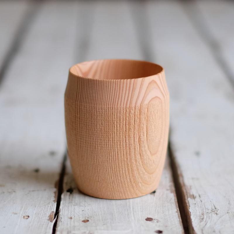 FUQUGI 木製カップ「TROLL」