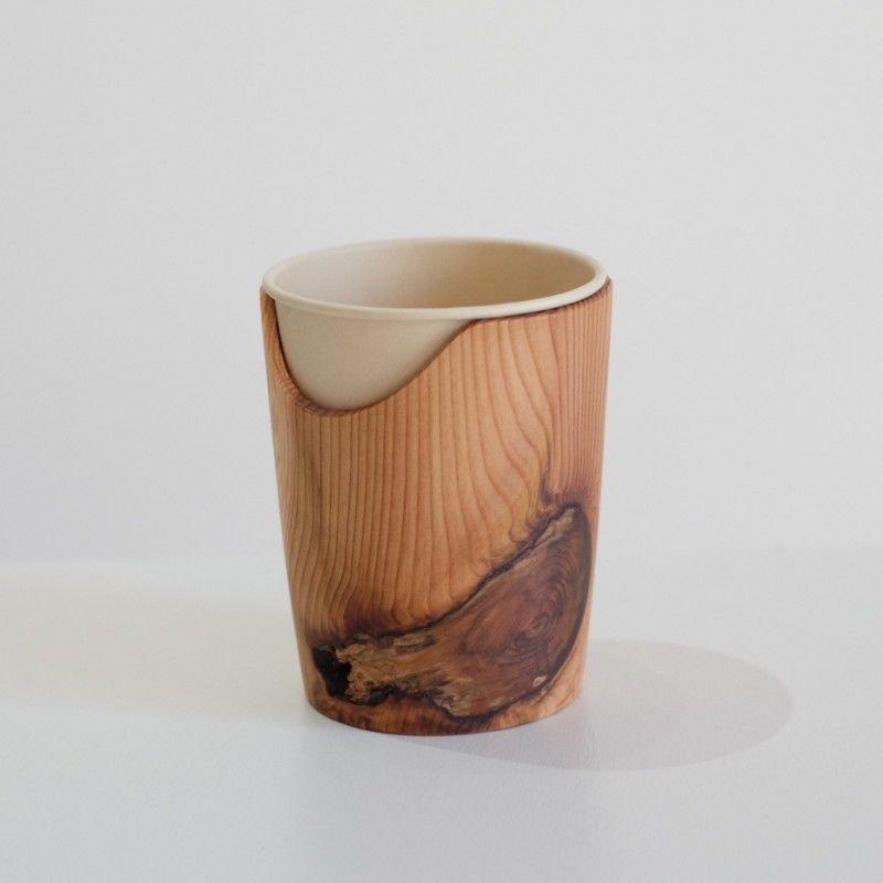 FUQUGI 木製カップホルダー (実物写真) 8