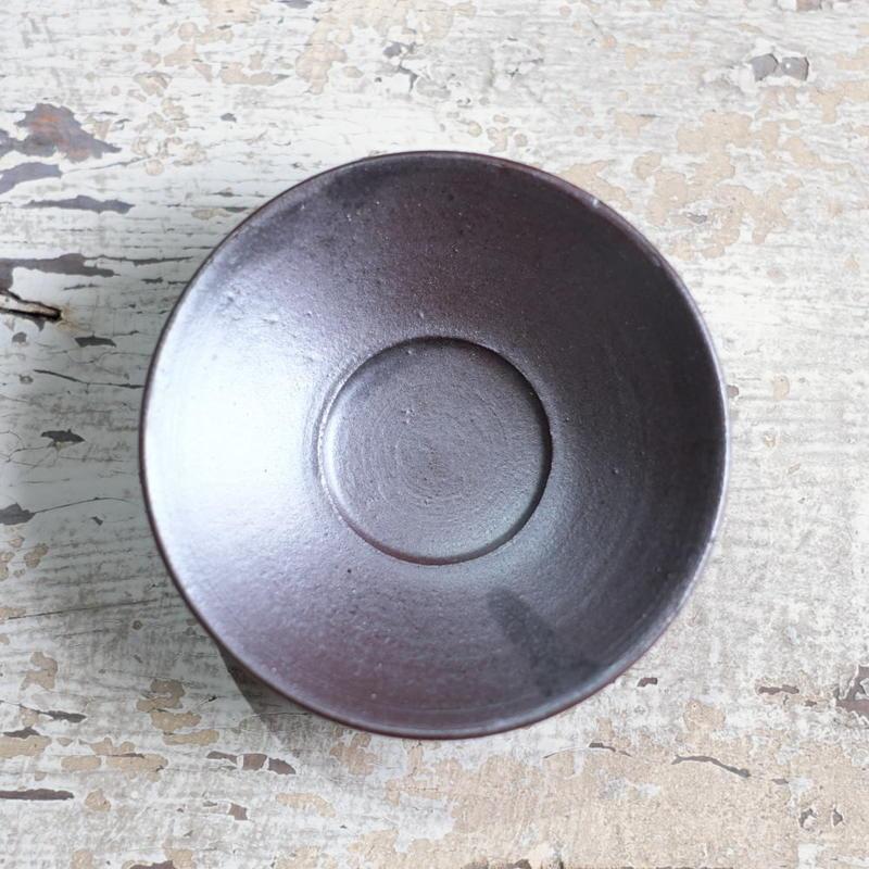 kobo  syuro  銀彩釉 小皿