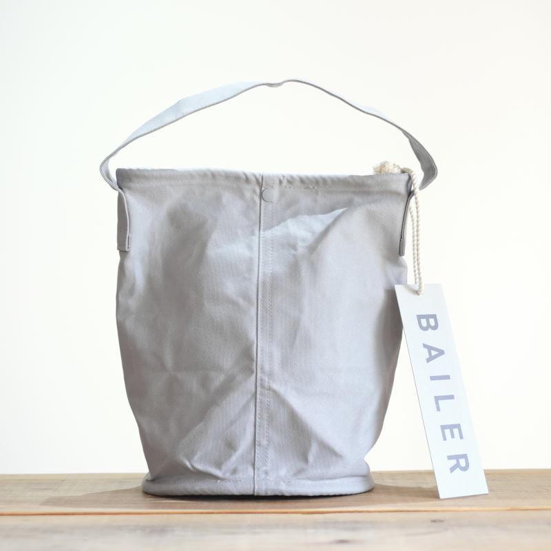 BAILER バック 8L ・gray