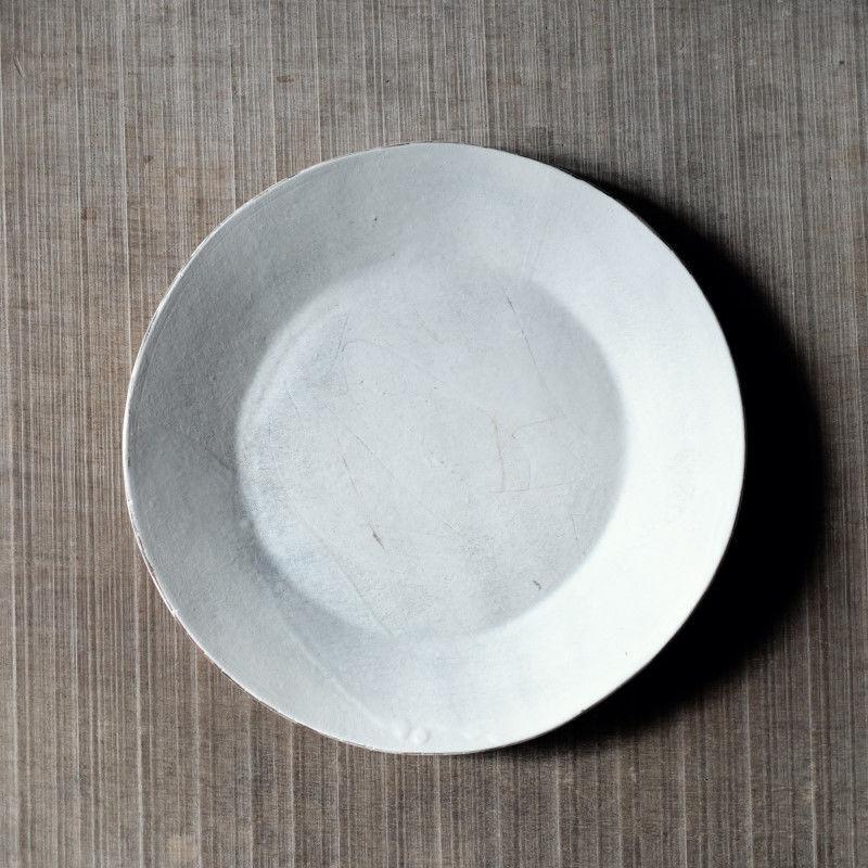 福森 泉 大皿1(現品写真)