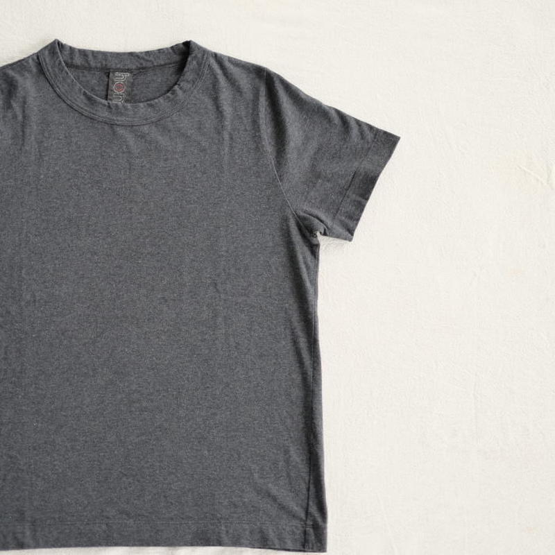 homspun  天竺半袖メンズTシャツ