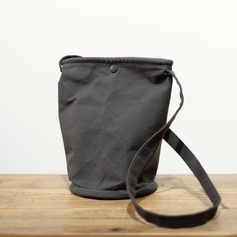 BAILER バッグ・ミニショルダー・charcoal