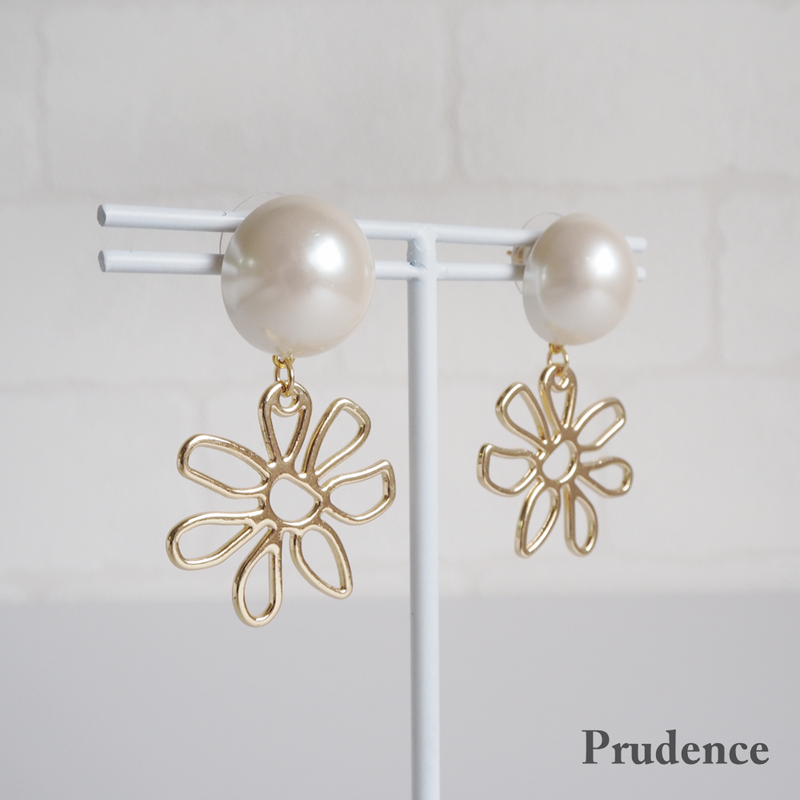 【Prudence】ピアス【No.03】