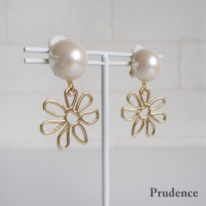 【Prudence】イヤリング【No.04】