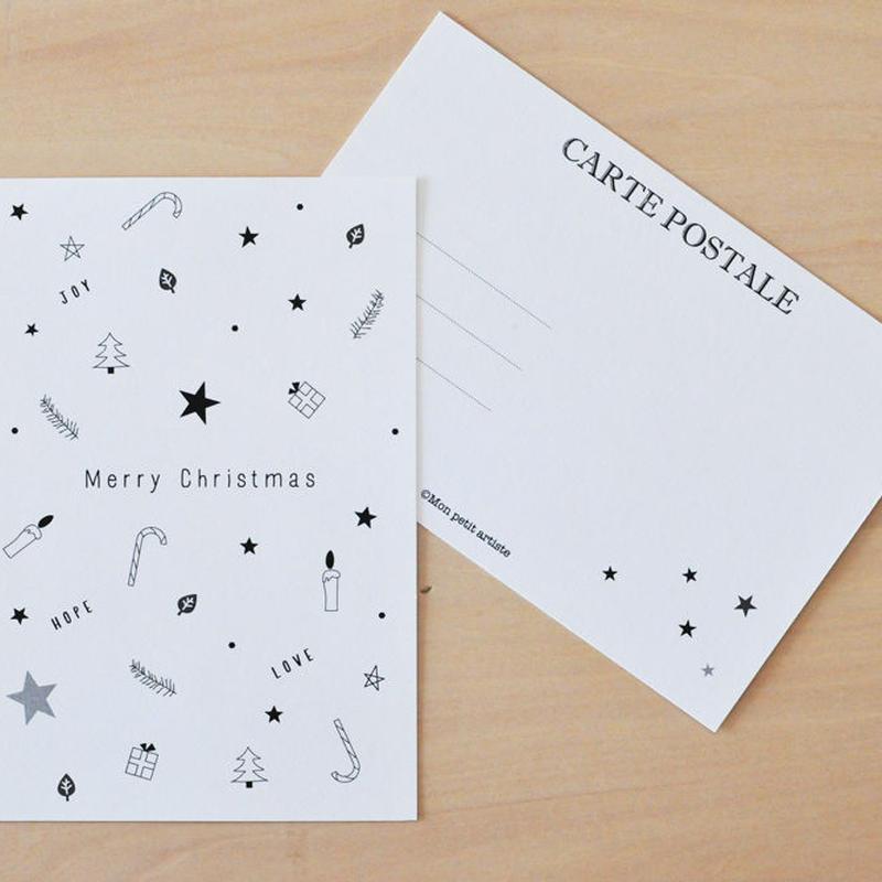 postcard ★MerryChristmas