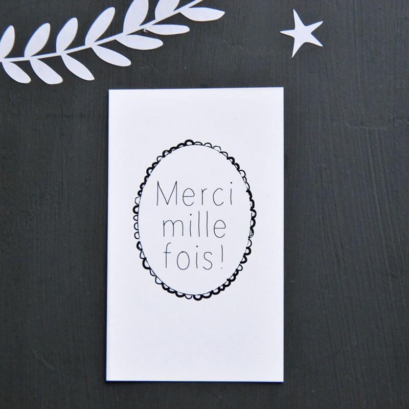 M-20 messagecard ★ mercimillefois1  30枚