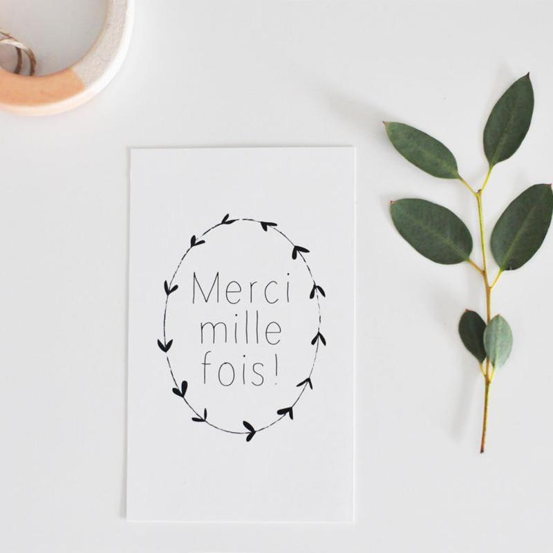 M-21 messagecard ★ mercimillefois2 30枚