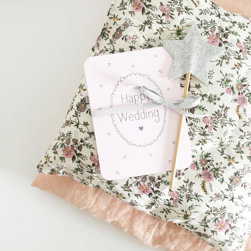 ミニカード♡ Happy Wedding ♡30枚