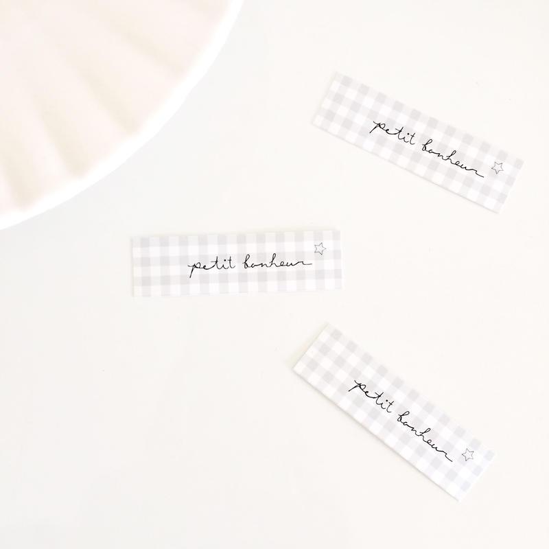 tag card  petit bonheur ☆ 30枚