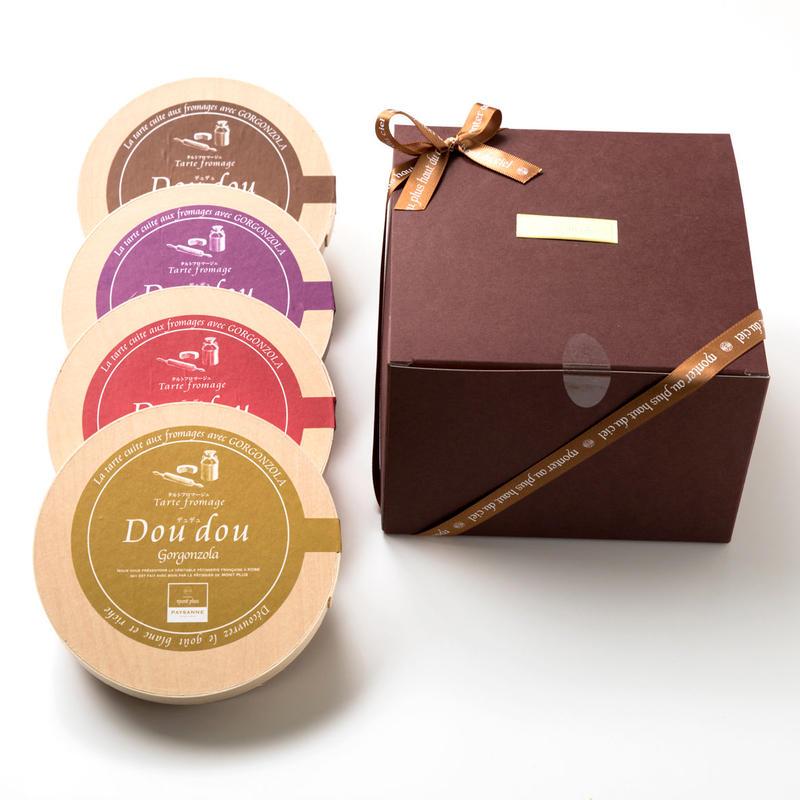 Dou dou pochette – デュデュ ポシェットBox Set (4種セット)