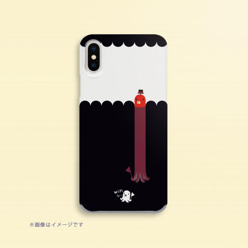 A*iPhone X/XS/8/7/6/5/5s/SE*たこさんwinなーの雑踏