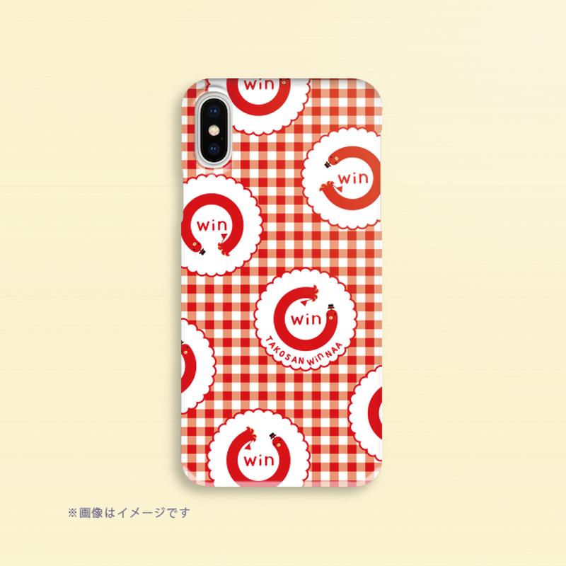 A*iPhone X/XS/8/7/6/5/5s/SE*たこさんwinなーのランドルト環?*