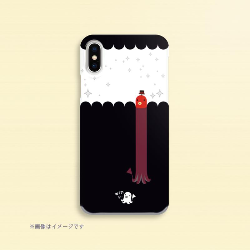 A*iPhone X/XS/8/7/6/5/5s/SE*たこさんwinなーの雑踏D_キラキラ*
