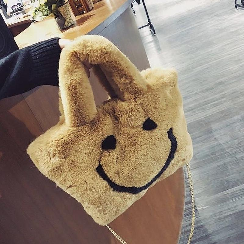 Fur👜Smile Bag