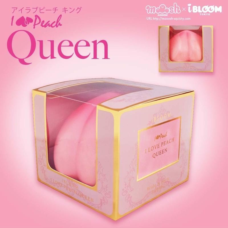 アイラブピーチ クイーン/I love peach queen 020-71001