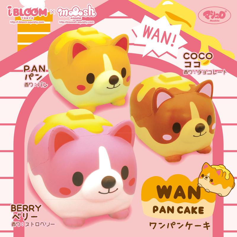 ワンパンケーキ/WAN PANCAKE
