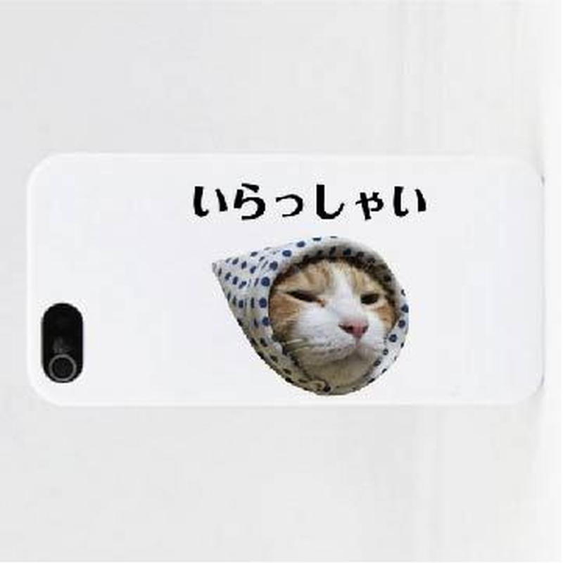 いらっしゃいiPhoneケース Instagramで大人気のポン太ちゃんがiPhoneケースになりました!
