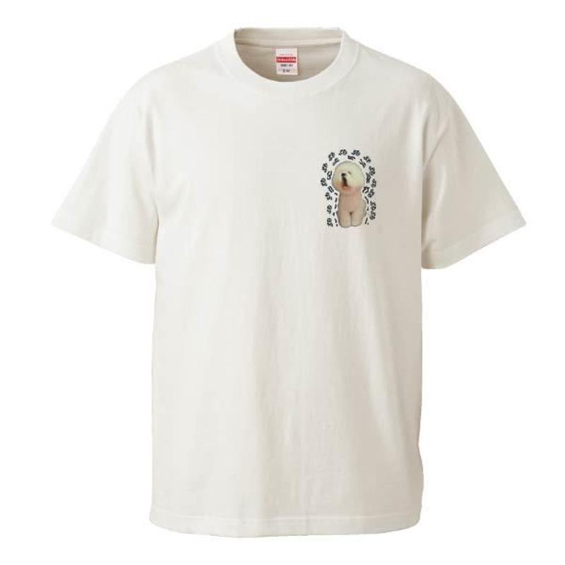 ぷるぷるしらすちゃん Tシャツ
