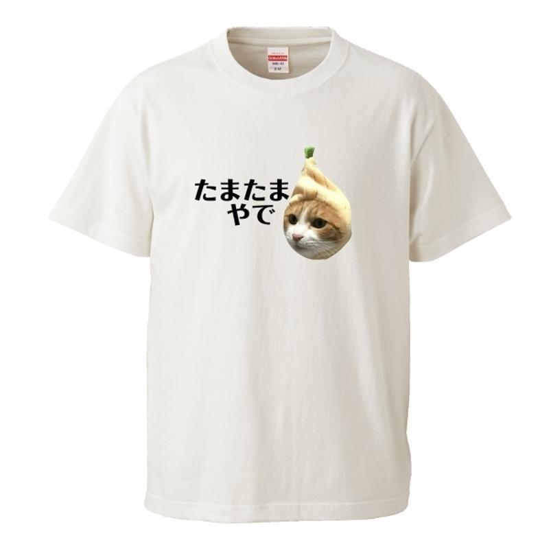 たまたまやでTシャツ Instagramで大人気のポン太ちゃんがTシャツになりました!