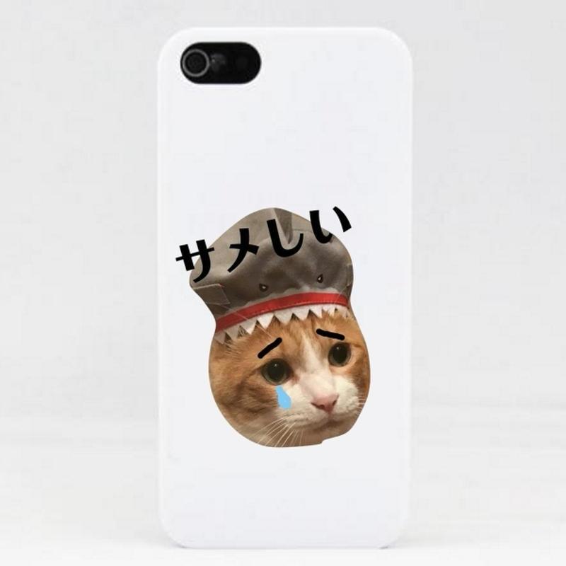 サメしいiPhoneケース Instagramで大人気のポン太ちゃんがiPhoneケースになりました!