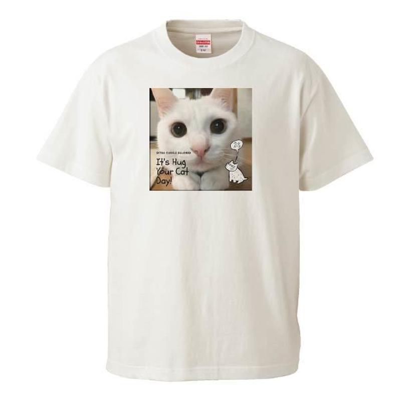 ハグキャット Tシャツ