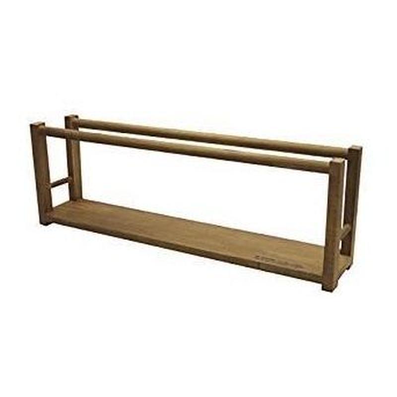 木製 ラスティック スリッパラック☆ 幅90