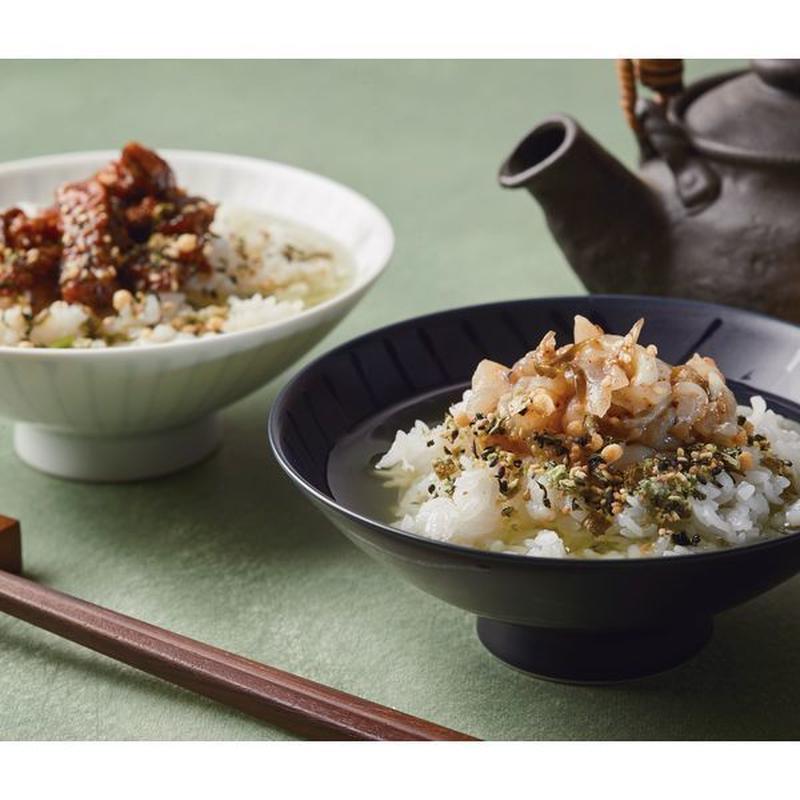 京料理六盛 うなぎと生とらふぐの ひつまぶし セット