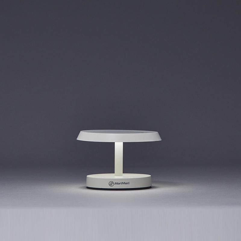 MoriMori LED T-Light LOUNGE ホワイト色 FTL-1701-WH
