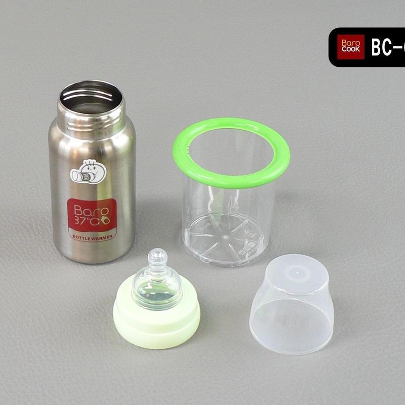 BC-037 バロクック 加熱式哺乳びん 容量300ml