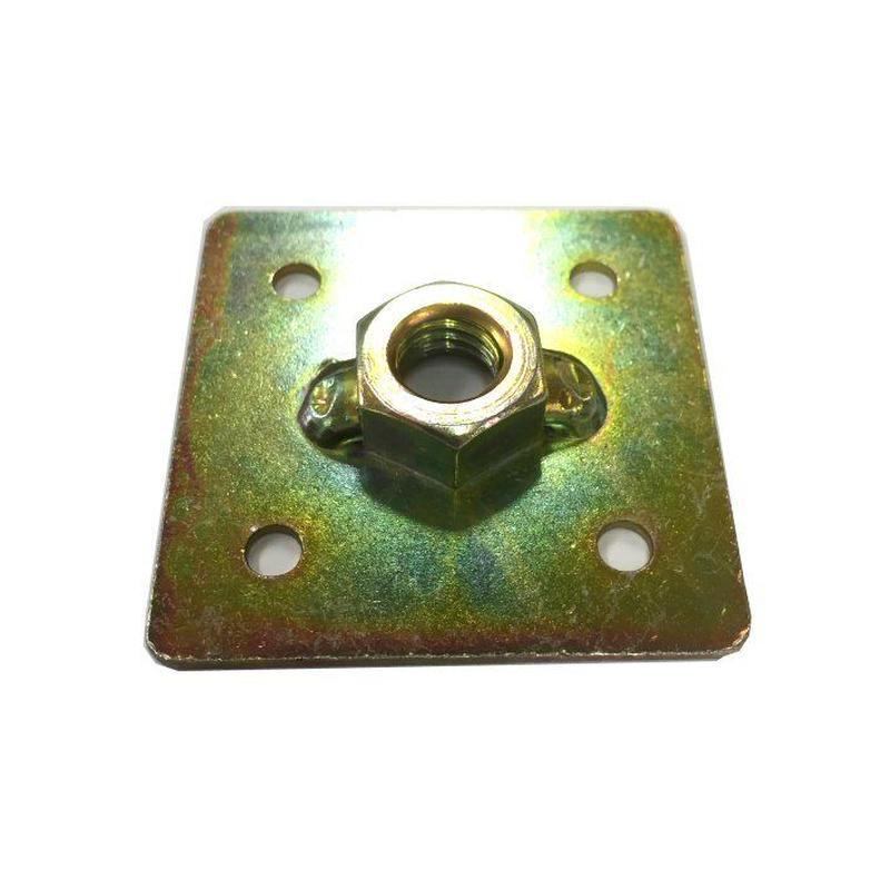 板付ナット 50角 ネジ径:M10