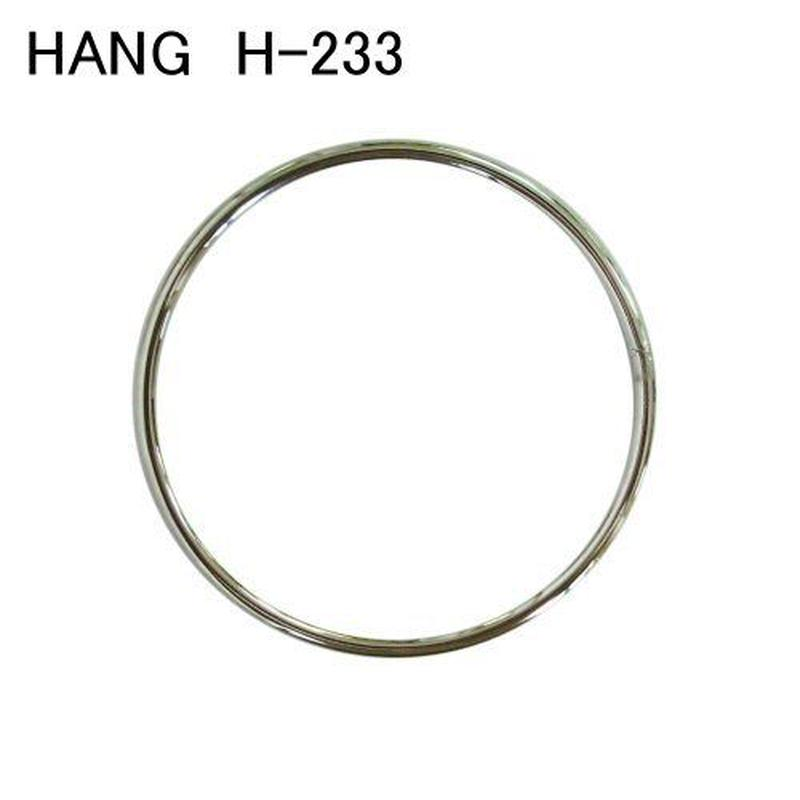 HANG クローム Hー233 6φx外径158