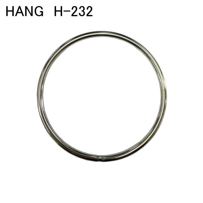 HANG クローム Hー232 6φx外径122