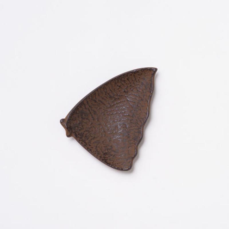 銘々皿『三角蝶』