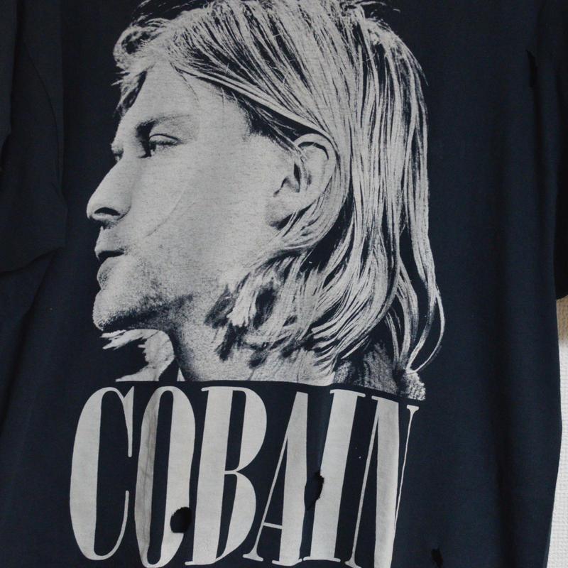 NIRVANA COBAIN Tシャツ