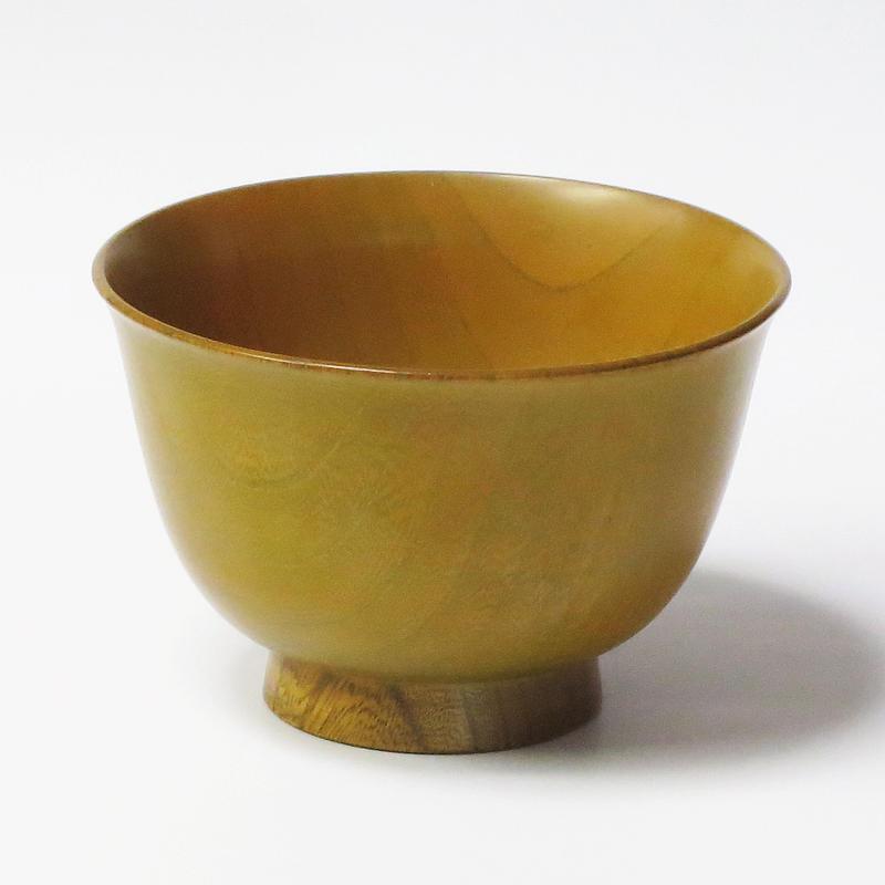 山中黄漆 黄椀